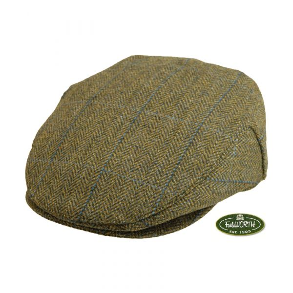 Waterproof Flat Cap from Failsworth Hats