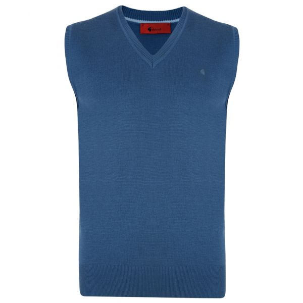 Gabicci Slipover in Denim Blue