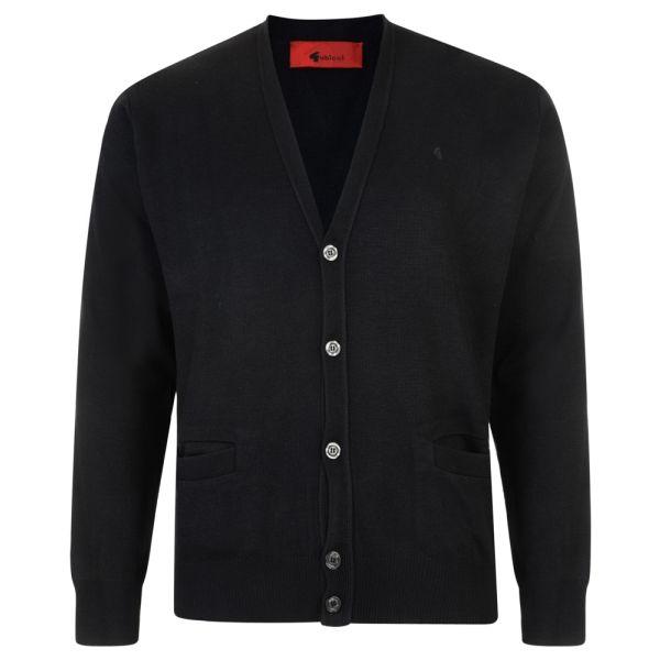 Gabicci Cardigan in Black