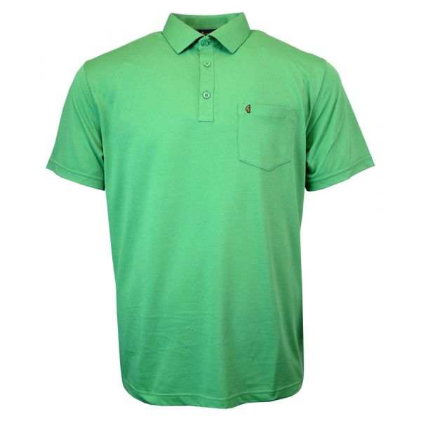 Classic Gabicci Polo Shirt in Elm