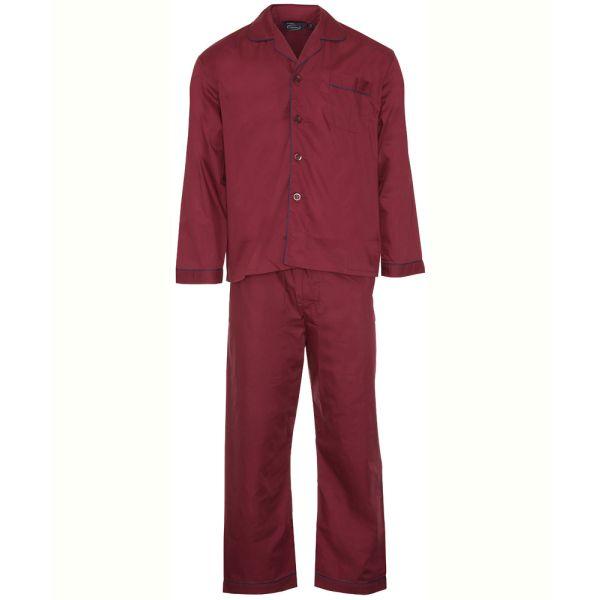 Burgundy Easycare Pyjamas from Champion
