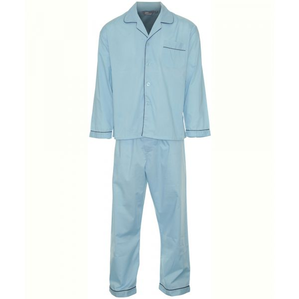 Blue Easycare Pyjamas from Champion