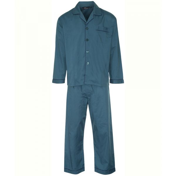 Teal Easycare Pyjamas from Champion