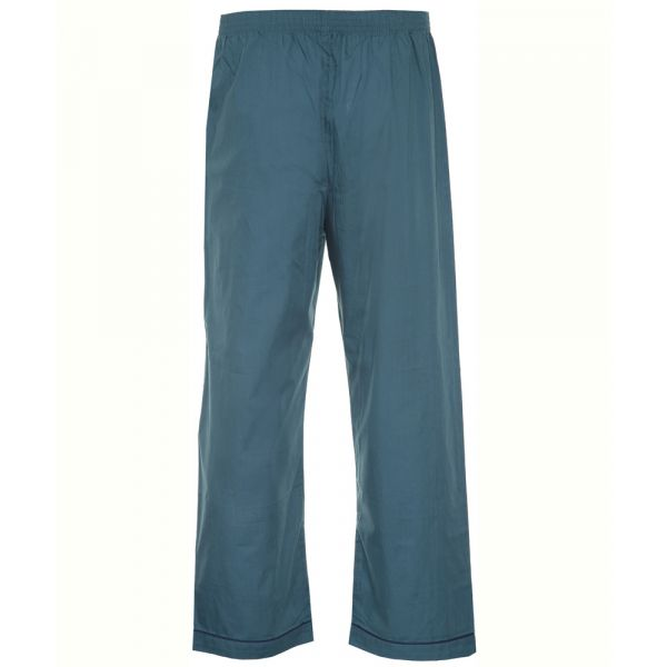 Two Pack (1 Teal and 1 Burgundy) Easycare Pyjama Trousers from Champion