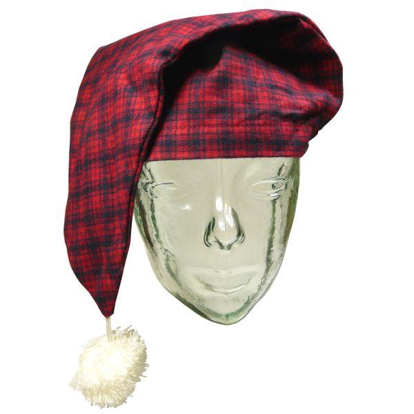 Red Check Irish Country Nightcap