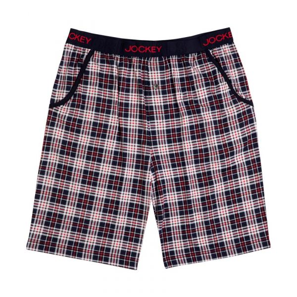 Check Bermuda Shorts from Jockey