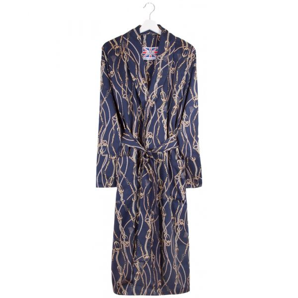 The Morocco. Mens Cotton Gown from Bown of London