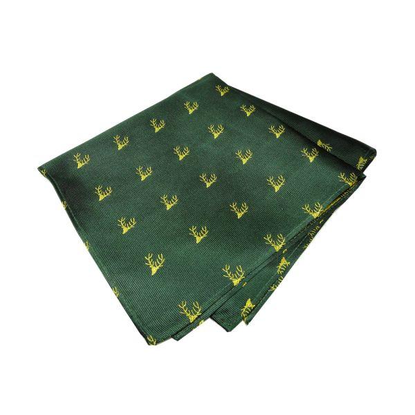 Moor Park Silk Handkerchief