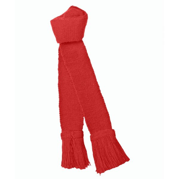 Garter - Shooting Sock Garter in Regal Red from Pennine Socks
