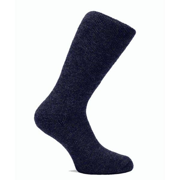 Pennine Socks - Ranger Knee High Wool Sock in Navy