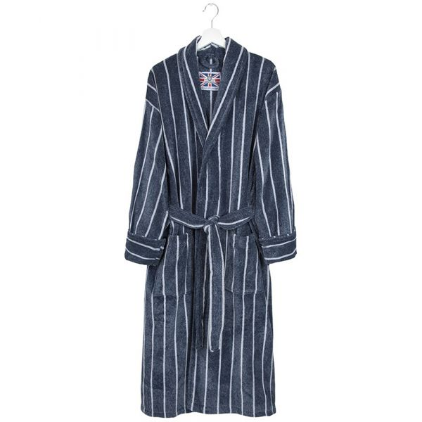 The Threadneedle. Luxury Velour Gown from Bown of London