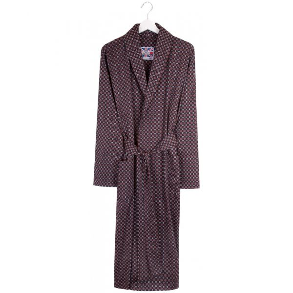 The Vip. Mens Cotton Gown from Bown of London