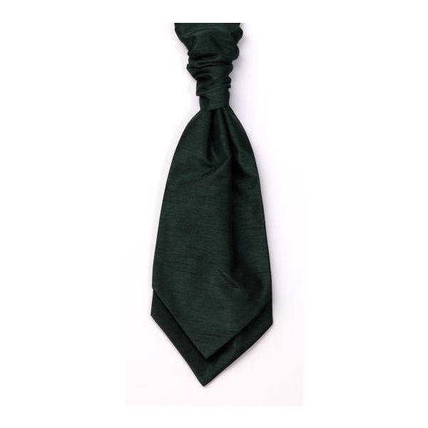 Bottle Self Tie Polyester Shantung Men's Cravat