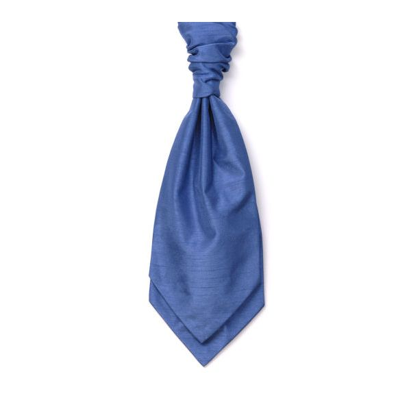 Airforce Self Tie Polyester Shantung Men's Cravat
