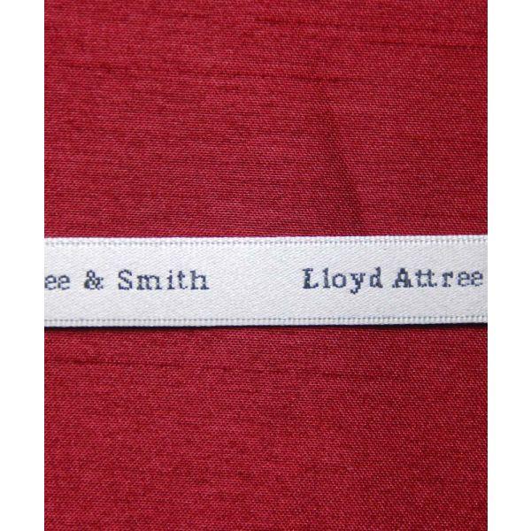 Red Polyester Shantung Handkerchief