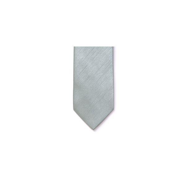 Sage Polyester Shantung Men's Tie