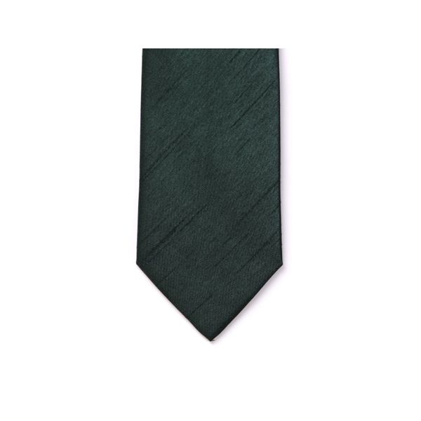 Bottle Polyester Shantung Boy's Tie