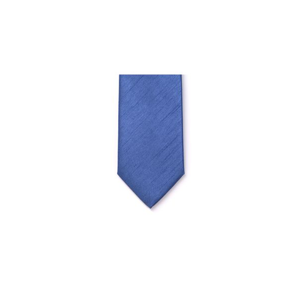 Airforce Polyester Shantung Boy's Tie