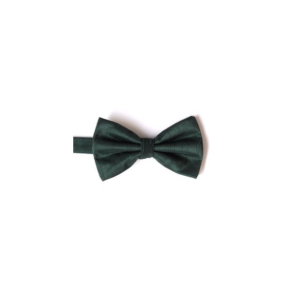 Bottle Polyester Shantung Men's Bow Tie