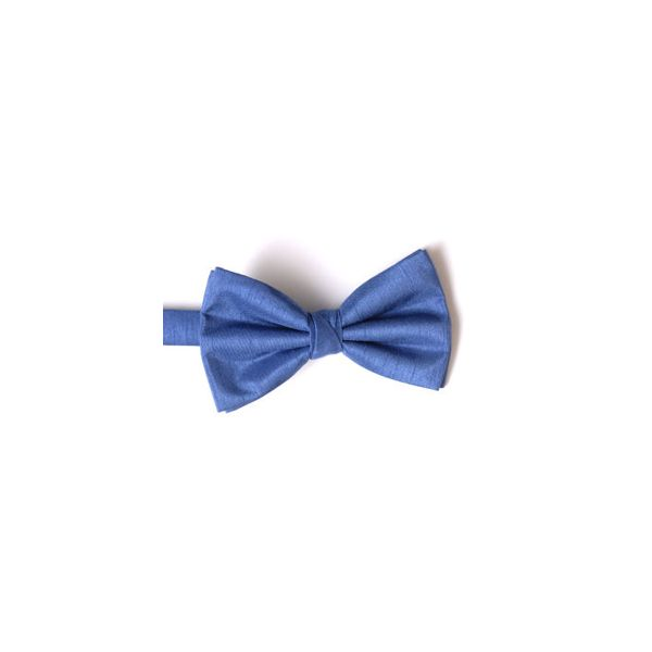Airforce Polyester Shantung Men's Bow Tie