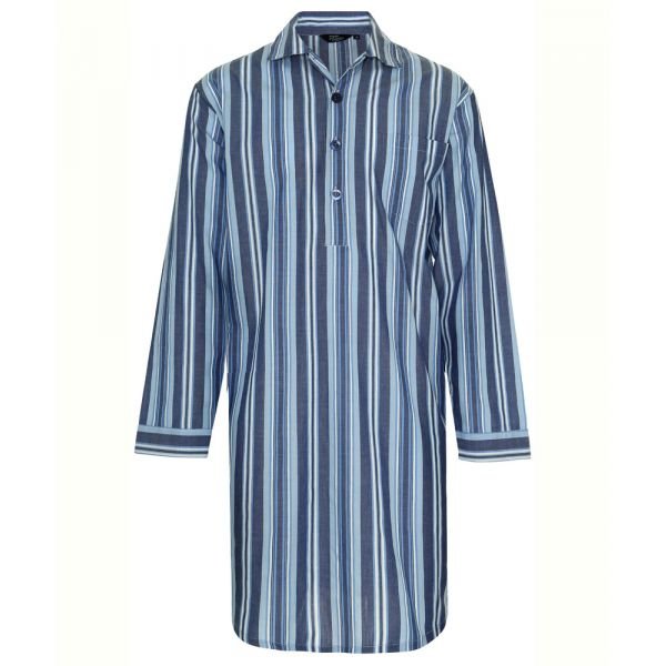 Westminster. Navy Easycare Nightshirt from Champion