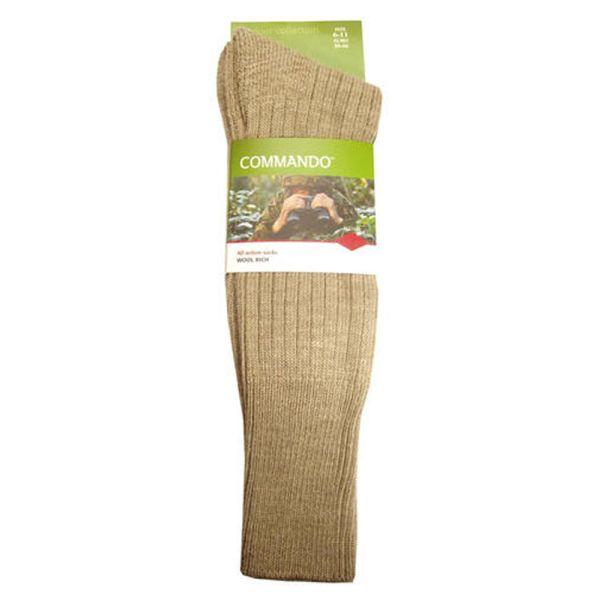 Granary Commando Socks