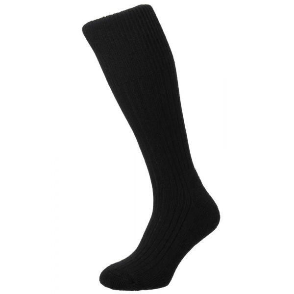 Black Commando Socks