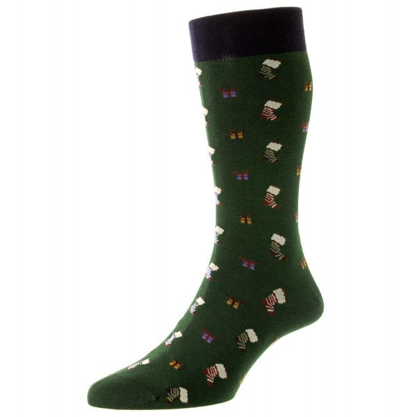 Scott Nichol Socks - Mens -  Christmas Gifts - Cotton