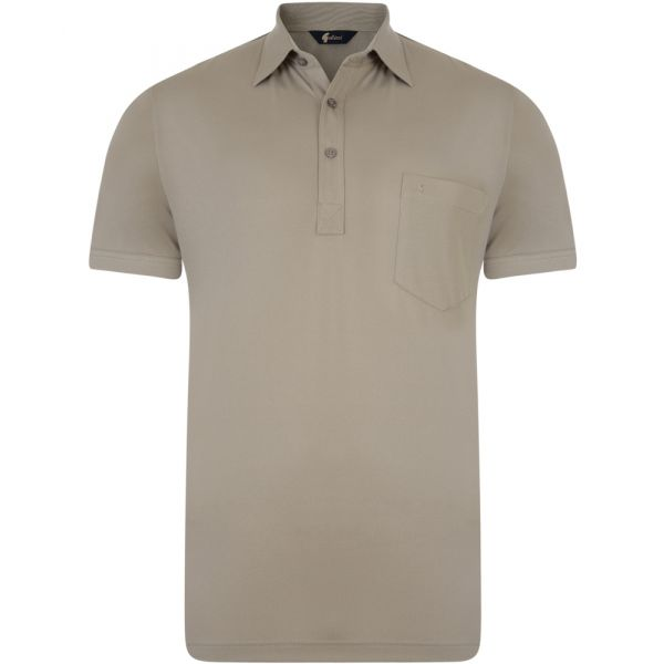 Classic Stone Gabicci Polo Shirt